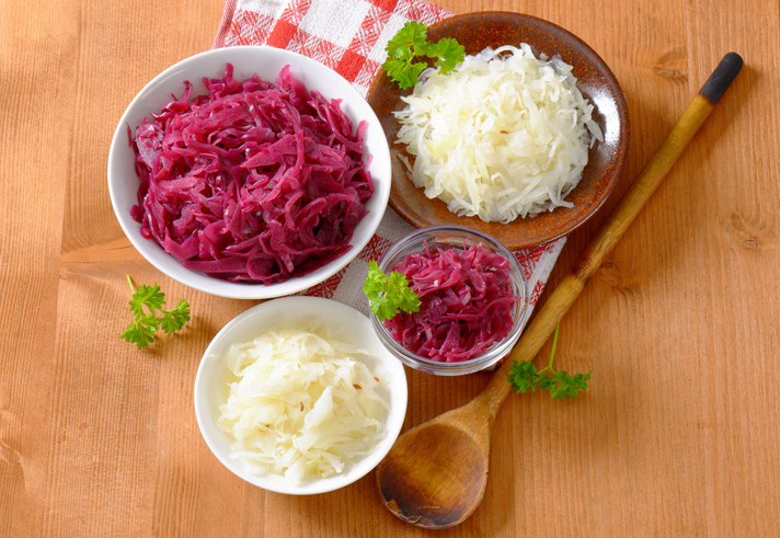 sauerkraut, food and mood eat to beat depression by healthista