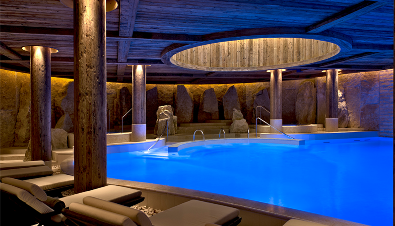 Spa of the week – The Alpina Gstaad spa in Switzerland