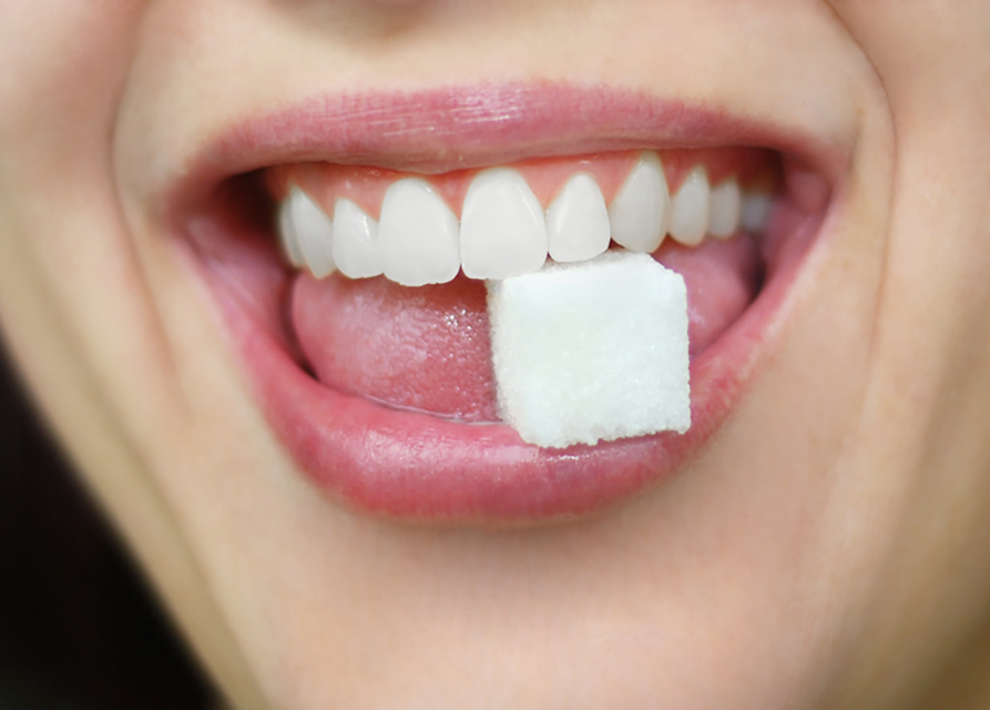 sugar cube in mouth, food and mood how to eat to beat depression by healthista