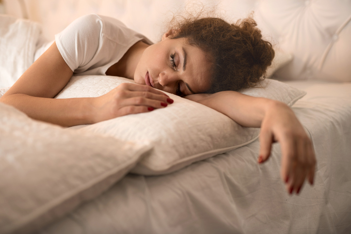 tired woman, symptoms of coeliac disease to never ignore by healthista
