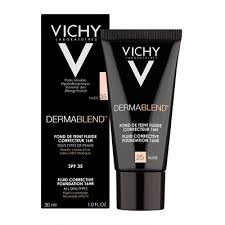 vichy dermablend, secrets of doctors with beautiful skin by healthista