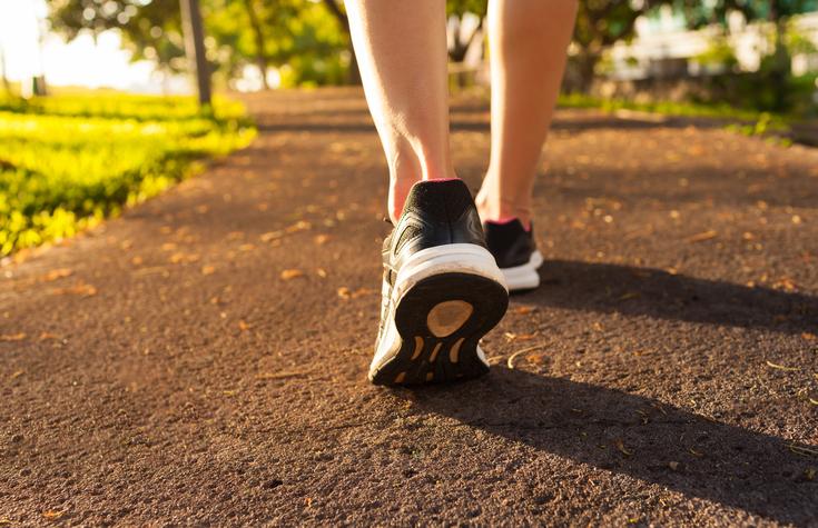 walking trainers, celebrity trainer secrets Kahy Kaehler by healthista