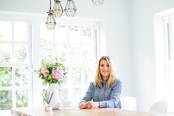 Health and wellbeing events in london this july, Nicola Elliott of Neom Organics 1