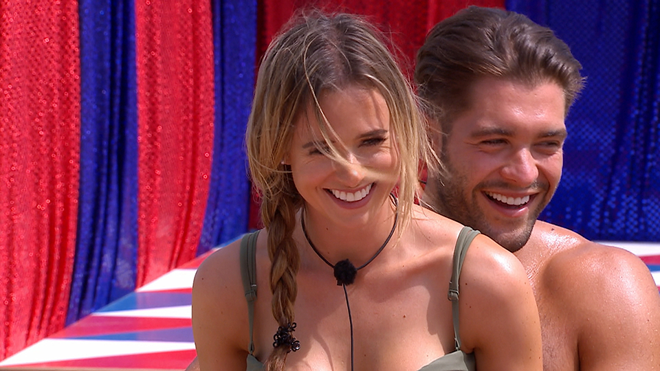 Jonny and Camilla Love Island How to deal with a breakup by healthista