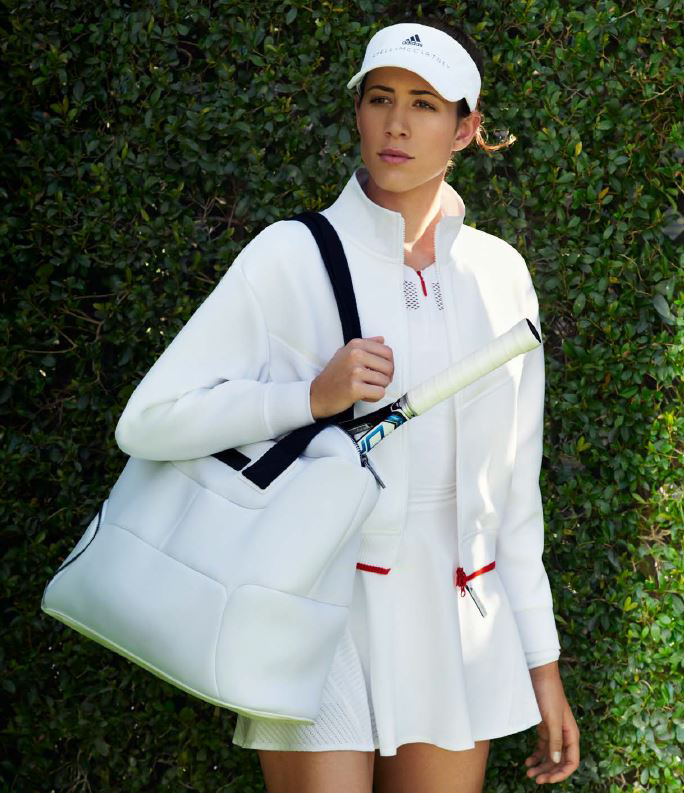 Stella McCartney Dress like a Wimbledon pro in this styligh tennis kit by healthista