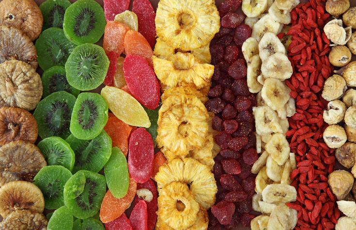 dried fruit, Celebrity nutrition secrets Khloe Kardashian's diet revealed by Dr Goglia by healthista