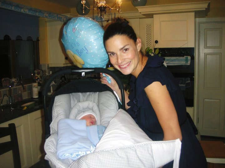 how i overcame postnatal depression, alison canavan, by healthista.com
