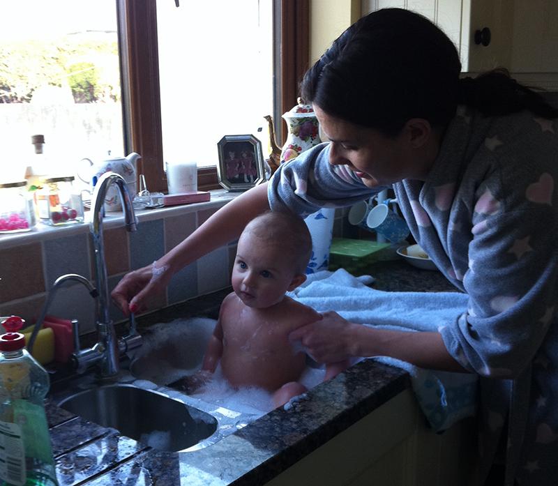 how i overcame postnatal depression, by healthista.com, alison canavan