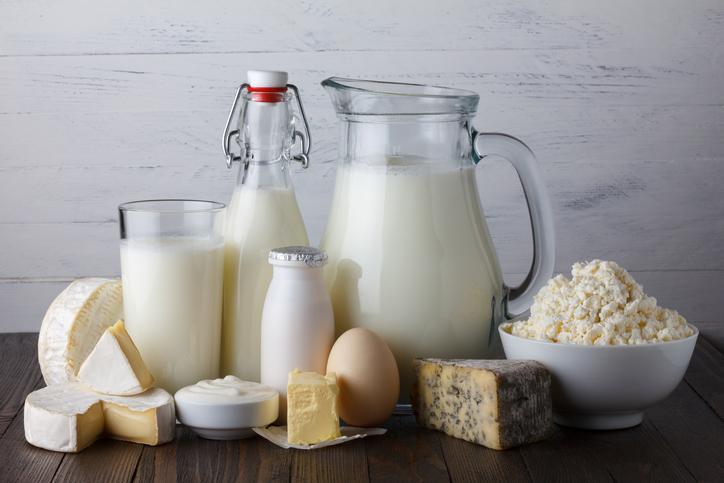 milk and dairy, Celebrity nutrition secrets Khloe Kardashian's diet revealed by Dr Goglia by healthista
