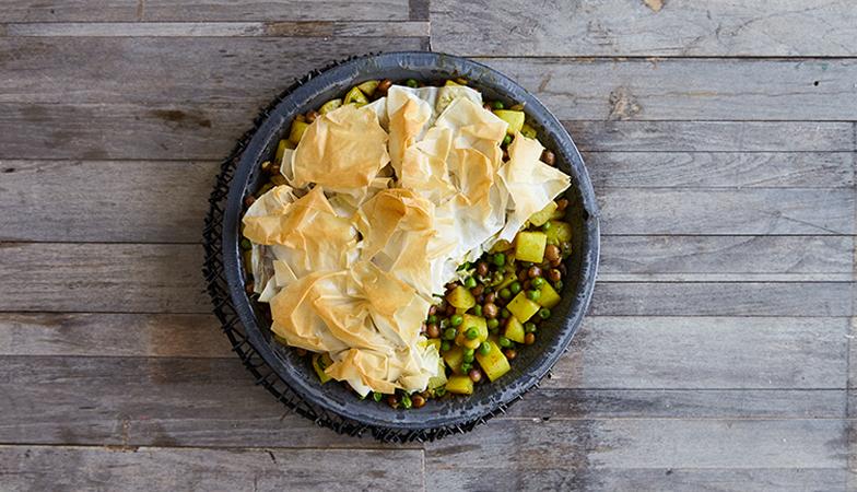 pigeon pea pastry, vegetarian recipe of the week by healthista.com slider