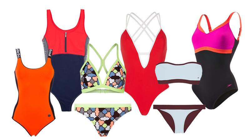 Fitness swimwear that looks amazing while you exercise
