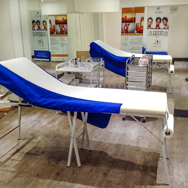 treatment bed, REVIEWED Vitamin Injections London by healthista