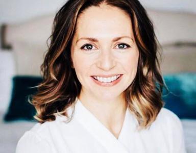 Abigail James feat, natural beautye essentials by healthista