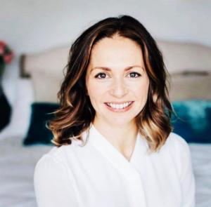 Abigail James headshot 1, My natural beauty essentials by healthista