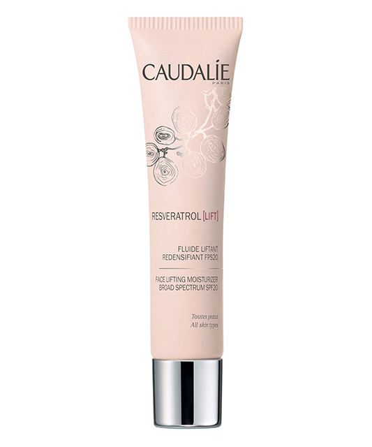 Caudalie resveratrol, Abigail James my natural beauty essentials by healthista