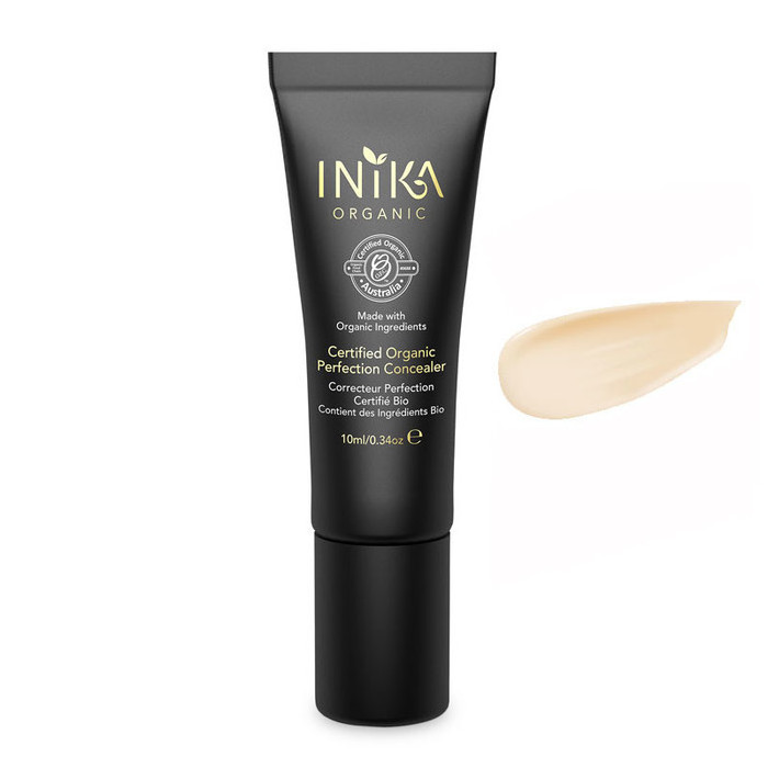Inika concealer, Abigail James my natural beauty essentials by healthista