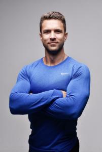 James Famer PT Celebrity trainer secrets Lily James by healthista