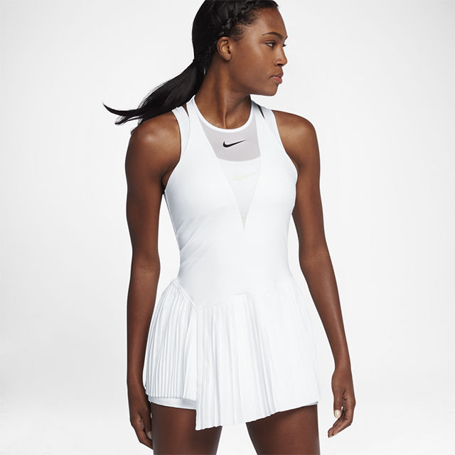 Nike tennis dress, Dress like a Wimbledon pro in this stylish tennis kit by healthista
