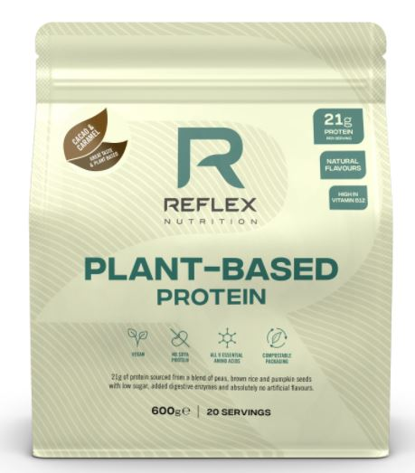 Reflex Nutrition plant based vegan protein powder