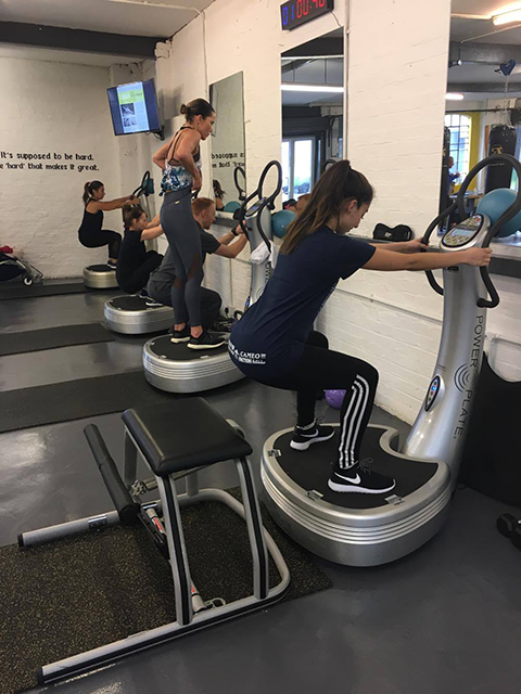 Vibration plate Transition Zone, Fitness trends by healthista