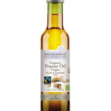 bio planete peanut oil healthista shop