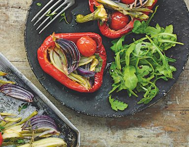 fennel roasted peppers cooking healthy for beginners by healthista