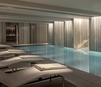 four seasons ten trinity square pool spa of the week by healthista featured