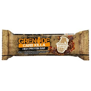 grenade carb killa caramel healthista shop