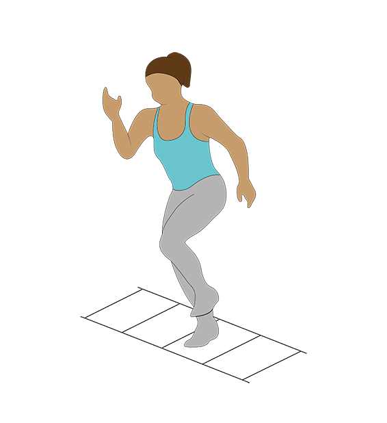 ladder, katarina johnson-thompson athlete's workout for non-athletes by healthista