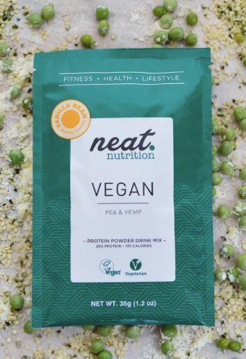 neat vegan protein powder
