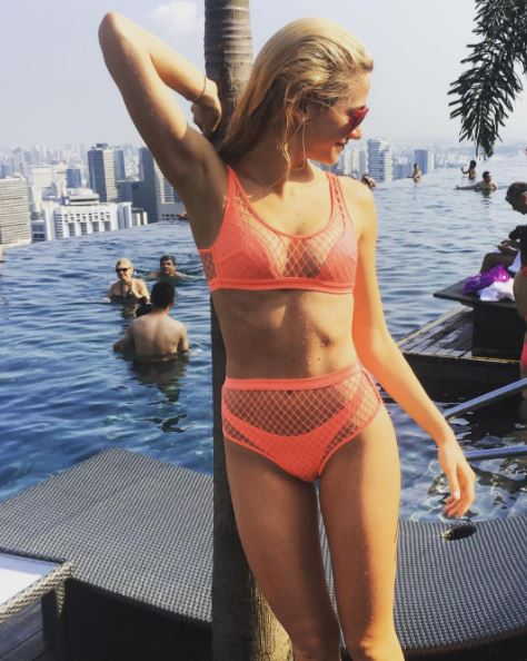 pixie lott, Celebrity trainer secrets Confidence comes from strength training three times a week, says PT to Caroline Flack and Pixie Lott (4)