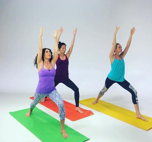 Celebrity Trainer Secrets Jennifer Aniston's yoga teacher Mandy Ingber reveals the key to a healthy life, by healthista (1)