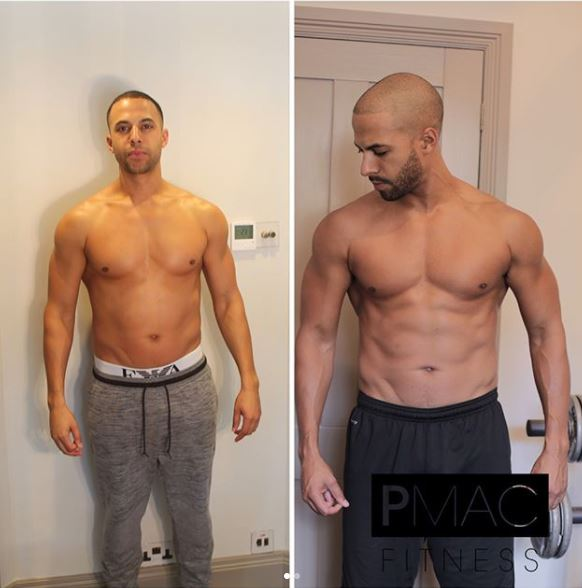 Marvin Humes, Celebrity Trainer Secrets This PT's workout is a favourite amongst British TV stars, PMAC fitness, by healthista.com