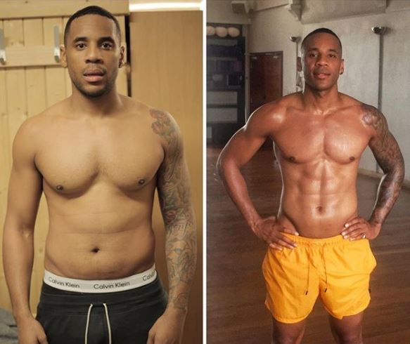 Reggie Yates, Celebrity Trainer Secrets This PT's workout is a favourite amongst British TV stars, PMAC fitness, by healthista.com