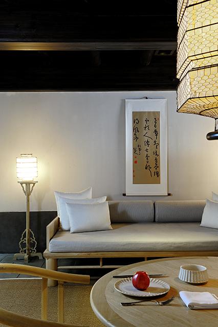 Village Villa Bedroom, Spa of the week Amafayun resort Hongzhou china by healthista