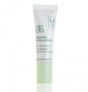 arbonne lip treatment, sweat proof makeup by healthista