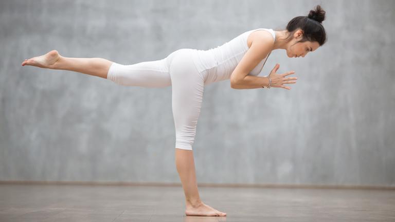 balancing yoga, yoga for boxing by healthista.com