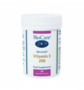 biocare-microcell-vitamin-e-best supplements to improve your sex drive by healthista.com
