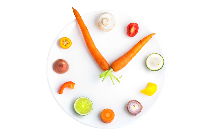 clock vegetables, why fasting works for weight loss by healthista