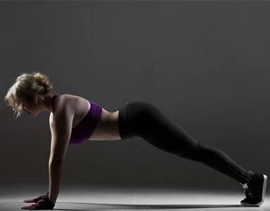 extended plank, 30 day plank chllenge by healthista.com