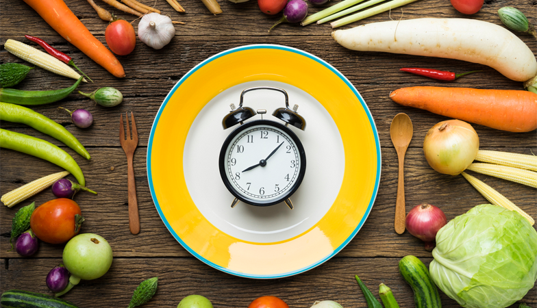 fasting slider, why fasting works for weight loss by healthista