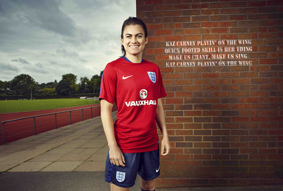karen carney, what an athlete eats in a day by healthista