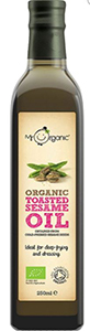 mr organic toasted sesame oil, 13 kitchen oils that will take your health to the next level, by healthista (4)
