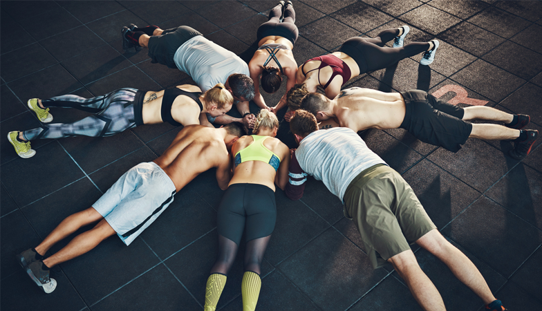 30 day plank challenge – day 27