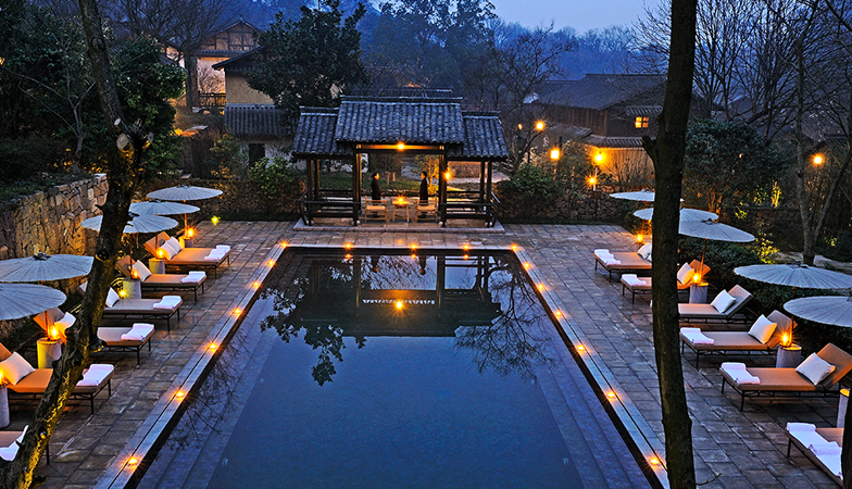 spa china Amanfayun, spa of the week by healthista