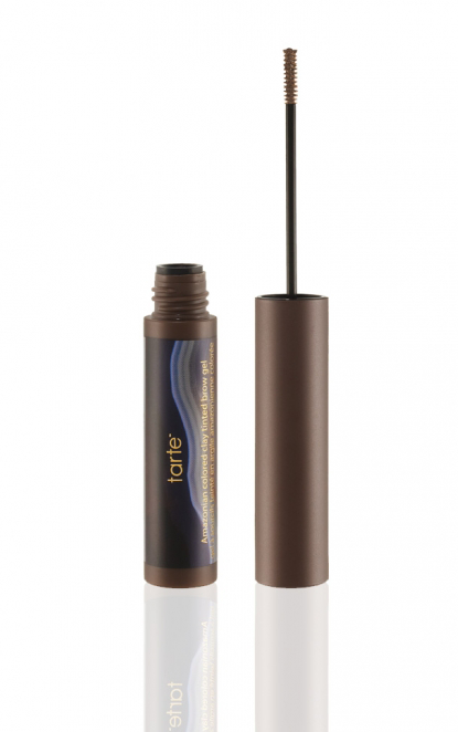 tarte cosmetics clay brow gel sweat-proof make up by healthista