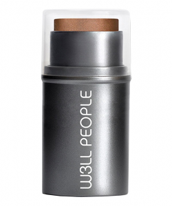 well people bio bronzer, sweat-proof makeup by healthista