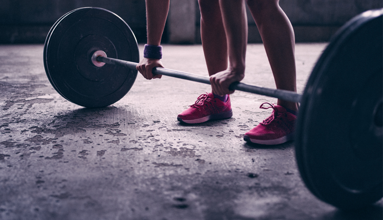 Weightlifting for women Ep.13 – The finisher workout