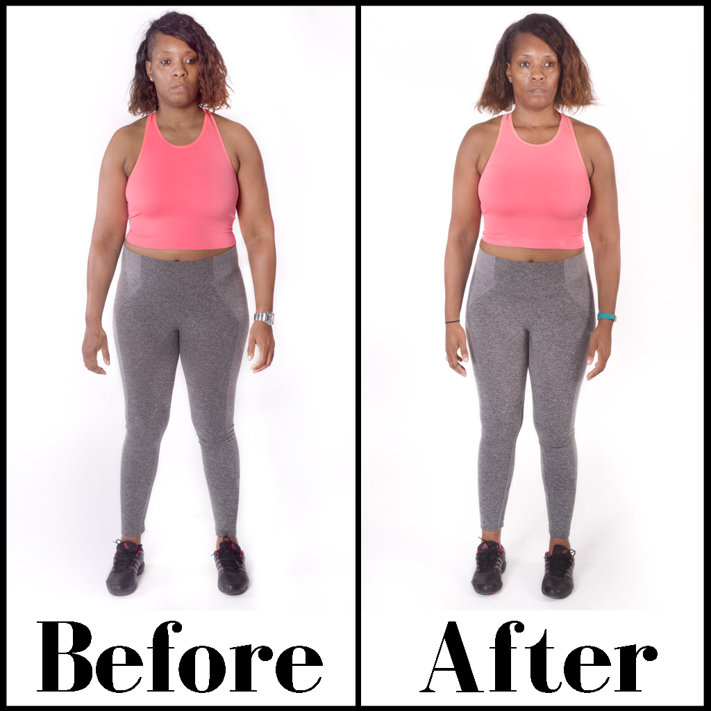 Healthista Lean Energy Weight Loss Programme Before and After