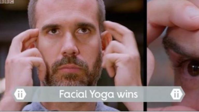Danielle Collins Face Yoga MAIN